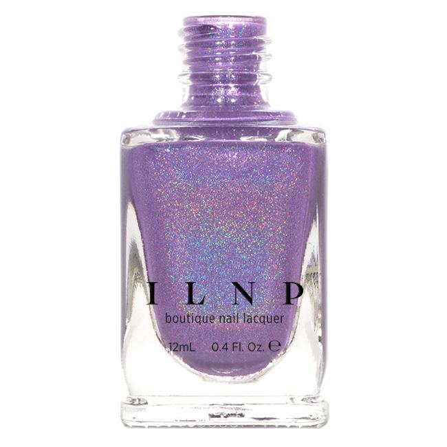 Charmingly Purple Nail Polish